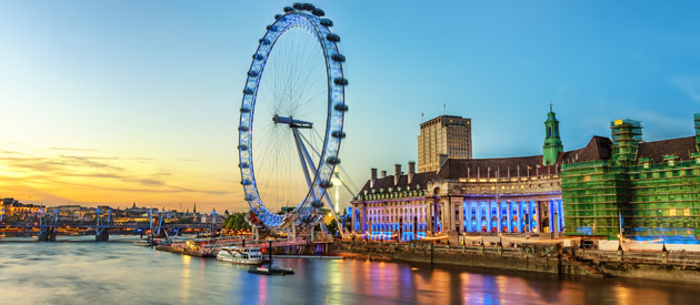 The London Eye: Getting The Best View of London