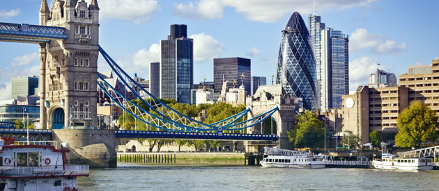 Sightseeing In London England - Where To Go And What To See