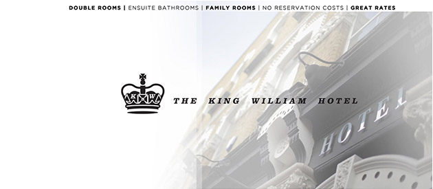 The King William Hotel - Greenwich - London