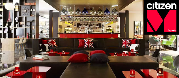 citizenM LONDON BANKSIDE HOTEL