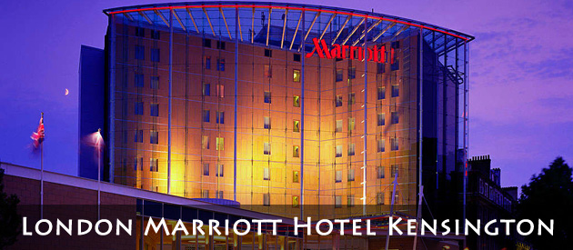 LONDON MARRIOT HOTEL KENSINGTON